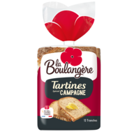 Tartines spécial campagne